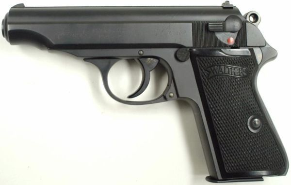 walther pp ppk manual rh indaginibalistiche it Walther PPK Daniel Craig Walther P99