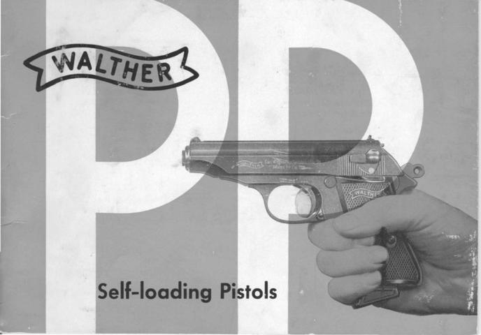 walther pp ppk manual rh indaginibalistiche it Walther Pak Walther PPD