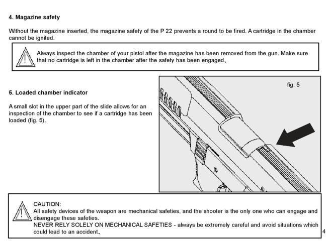 Mauser P22 Schematic Wire Center
