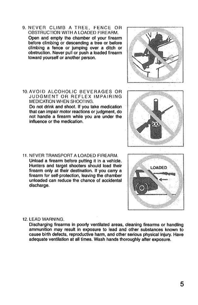 Beretta 3032 Tomcat – Manual