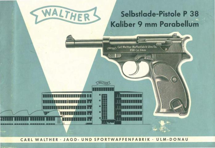 walther p38 manual de rh indaginibalistiche it