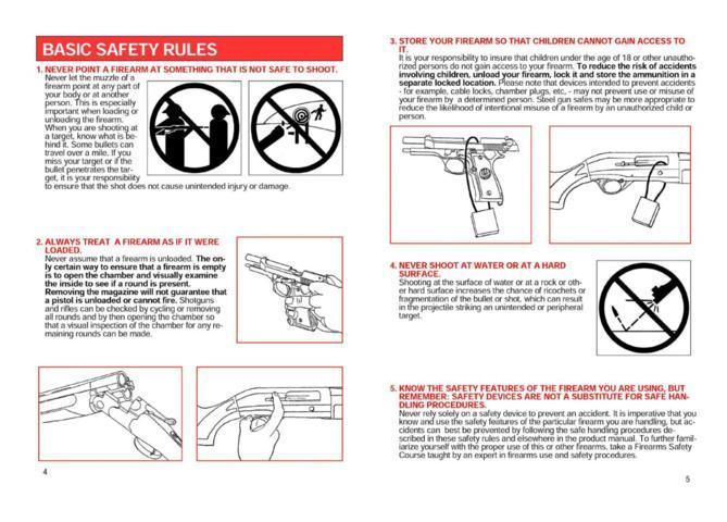 Beretta AL391 Urika – Manual