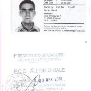 PADI - Scuba Dive Licence