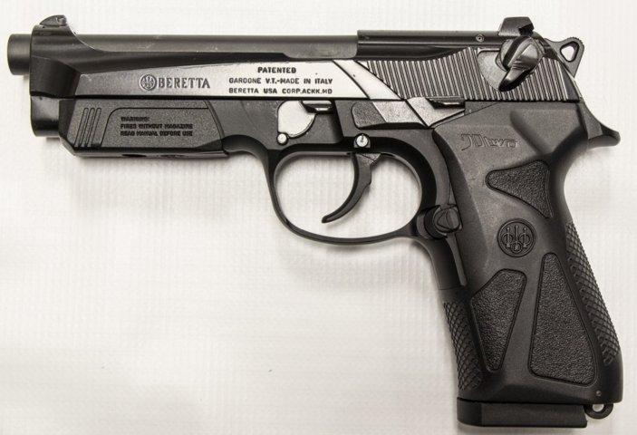 Pistola beretta scaricare